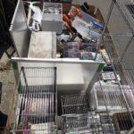 粗大ごみ・不用品の電子レンジ・電動のこぎり・電気カーペットと箱物家具・箱・バッテリーの処分回収方法