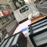 粗大ごみ・不用品のガラス・ワインセラー・ガラステーブルとビーズクッション・ビンディング・仏壇の処分回収方法