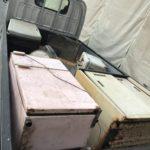 粗大ゴミ・不用品の電気ストーブ・電気スタンド・ドライヤーとワゴン・ガスコンロ・学習机の捨て方・回収方法